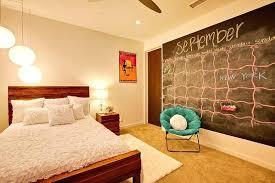 Chalkboard Wall Bedroom Creative Bedrooms With Chalkboards Chalkboard Paint  Wall Design