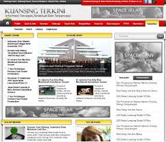 download template for website in php free download template website berita