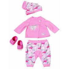 Zapf Creation <b>Baby Annabell Одежда для</b> уютного вечера ...