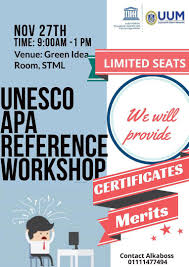 Unesco Uum On Twitter The Apa Style Or Some Of Us Know It As An