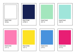 Spring Summer 2012 Colour Palette Shades Pantone Whisty Whisty