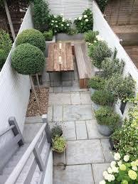 Modern Small Garden Design Photos Slim Rear Contemporary Garden Design London Adu Small