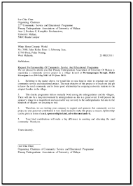 Sample Of Cover Letter For Resume In Malaysia Cover Letter