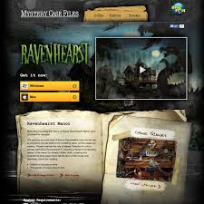 screenshot of big fish games mystery case files
