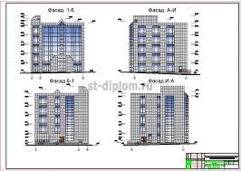 Анализ и разработка инвестиционных мероприятий по повышению  1 фасады