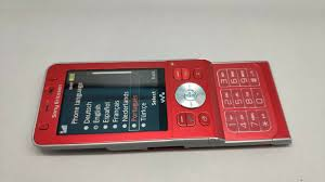 LG C1200 - Burgundy Red (Ohne Simlock ...