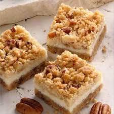 pecan pie cheesecake bars. Delighful Pecan Pecan Cheesecake Bars Inside Pie