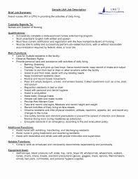 Sample Resume For Registered Nurse Pdf Cool Gallery Resume Templates