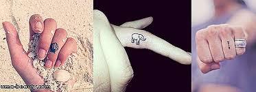 Tetování Na Prst Ideální Tetování Pro Ty Kteří Milují Lahůdku Cs