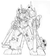 Small Picture Free Printable Transformers Coloring Pages For Kids
