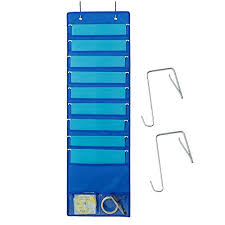 Heavy Duty Storage Pocket Chart With 11 Pockets Menney