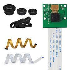 for Raspberry Pi Camera Module <b>5MP</b> 1080p with <b>30cm</b> Pi Zero ...