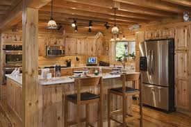 Wooden Kitchen Kitchen Design 20 Photos And Ideas Rustic Wooden Kitchen