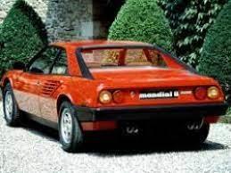 Ferrari Mondial 8 214 Leistung Und Technische Daten 1001moteurs