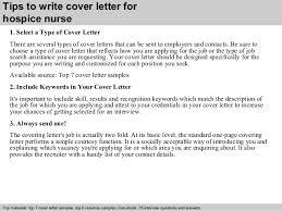 hospice nurse cover letter . hospice nurse resume