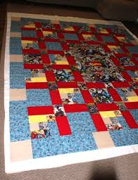 Something to Marvel about…. | & In the end it was worth all the hours I put into making the quilt.  Everything from choosing the fabrics, creating the design of the quilt, to  the endless ... Adamdwight.com