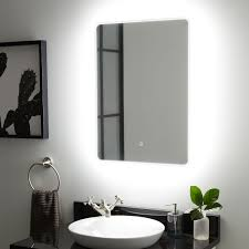 winnberg led lighted mirror