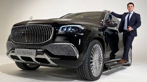 The maybach gls 600 joins the maybach versions of the s class at the tippy top of the mercedes model range. The 2021 Mercedes Maybach Gls 600 Is The Most Expensive American Made Factory Suv