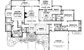 Large House Plans With Porches  Homes ZoneLarge House Plans