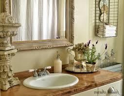 Bathroom Vanity Decorating Ideas Everybody Can Try Dark Brown