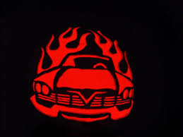 Movie Pumpkin Designs Christine Steven King Movie Pumpkin Carving Pumpkin