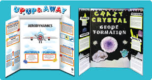 science fair headings printable science fair project display boards