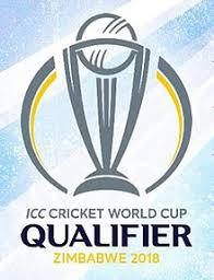 2018 Cricket World Cup Qualifier Wikipedia