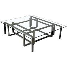 brass and glass coffee table french modernist brass glass coffee table glass brass coffee table nz