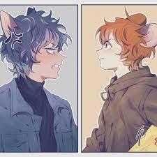 Human Tom And Jerry Anime