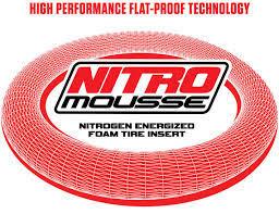 Nitro Mousse Tubes By Nuetech Cj Designs Llc