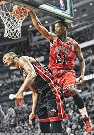 jimmy butler poster. Perfect Poster Jimmy Butler Dunks On Chris Bosh To Poster O