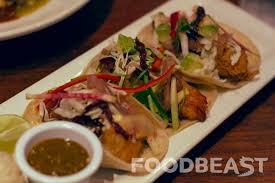 beer battered baja halibut tacos el torito flavors of baja menu