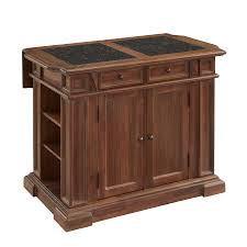 Granite Top Kitchen Island Home Styles Monarch Kitchen Island Set With Granite Top Best