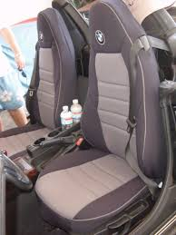 bmw z3 half piping seat covers