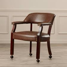Dining Room Chairs With Casters And Arms MonclerFactoryOutletscom - Dining room chairs with arms