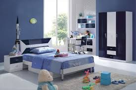 Blue Boys Bedroom Ideas