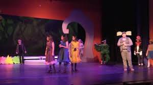 The musical score is labeled female version in the upper right hand corner of every page of each cue that is intended for a female cat in the hat and the orchestra parts are labeled female version as well. Seussical Jr 2018 Md Musical Full Youtube