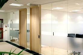office entrance design. Office Door Design With Glass Timber Doors Divider Entrance Designs .