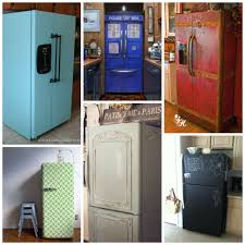 13 Fridge Makeovers That Will Blow Your Mind DIY For Life