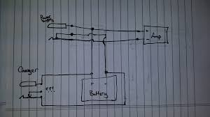 switches wiring power supply battery and charger for portable diagram enter image description here