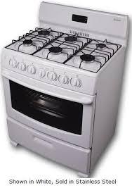 sunbeam sns3gmlzas gas range 6burner 30inch 2 oven racks stainless steel sns3gmlzas sns3gmlza 6 burner gas range u38
