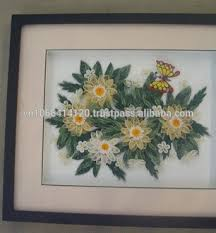 Paper Quilling Flower Frames Beautiful Quilling Flower Cards Buy Quilling Cards Paper Quilling