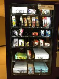 Scantron Vending Machine Mesmerizing Anna Lisa Raya On Twitter Love This Vending Machine At Suzzallo