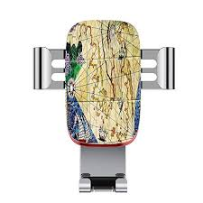 Nautical Chart Holder Amazon Com Metal Automatic Car Phone Holder Compass Decor