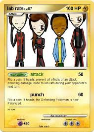 Small Picture Pokmon lab rats 5 5 attack My Pokemon Card