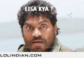 Johnny lever meme - LOL Indian - Funny Indian Pics and images via Relatably.com