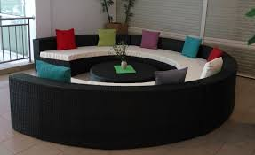 round sofa set for all residential or commercial use