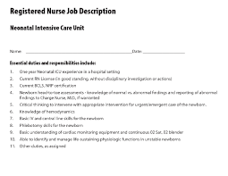 nicu nurse career how to become a neonatal nurse cephalic vein nurse job description critical care nurse job description responsibilities