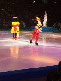 Disney On Ice Dallas Seating Chart Disney On Ice Photos