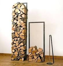firewood racks outdoor fireplace wood holder for or very own lumberjack